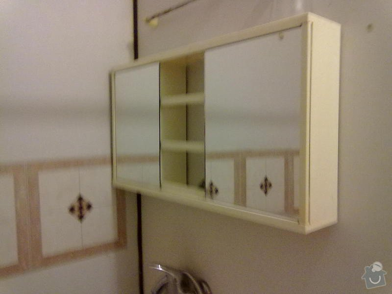 Výměna vany v paneláku+ zapojení aut.pračku-odpad: stena_spolecna_s_WC