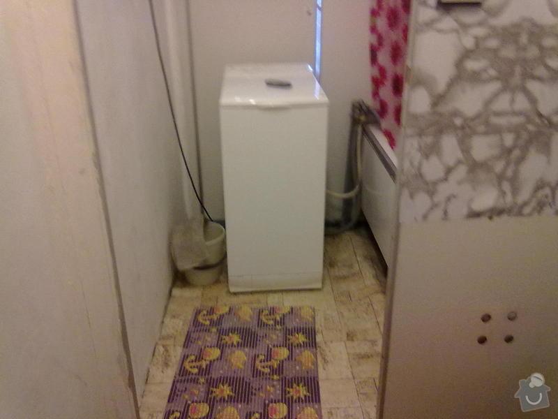 Výměna vany v paneláku+ zapojení aut.pračku-odpad: Foto_koupelny_z_WC
