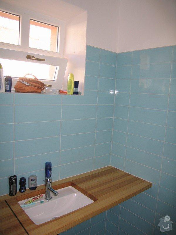 Rekonstrukce koupelny: 2009-08-chorche_005