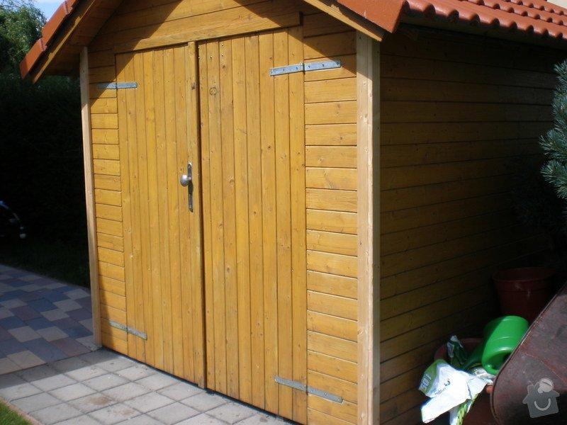 Opravit rozjíždějící se domek: P8120002