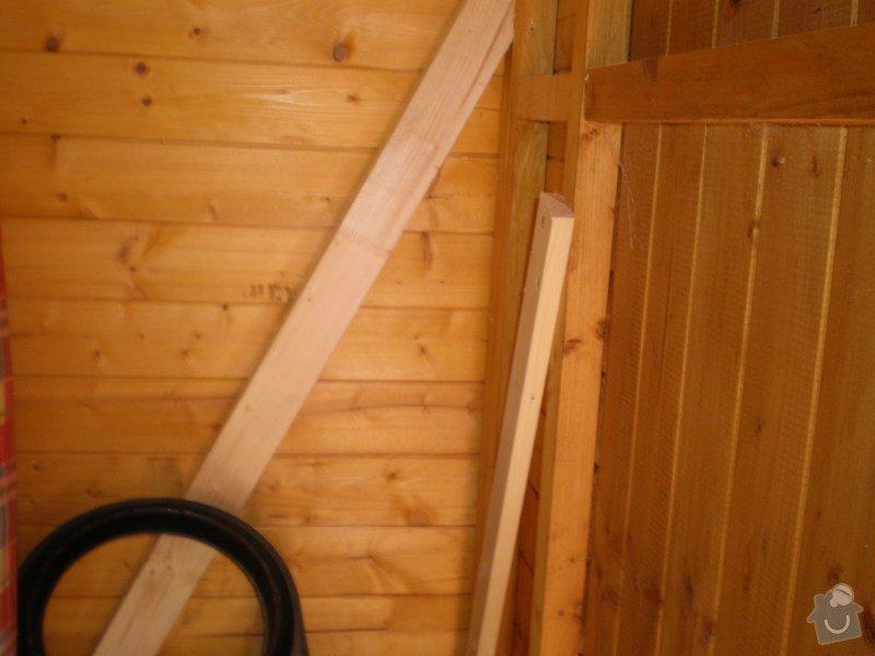 Opravit rozjíždějící se domek: P8120003