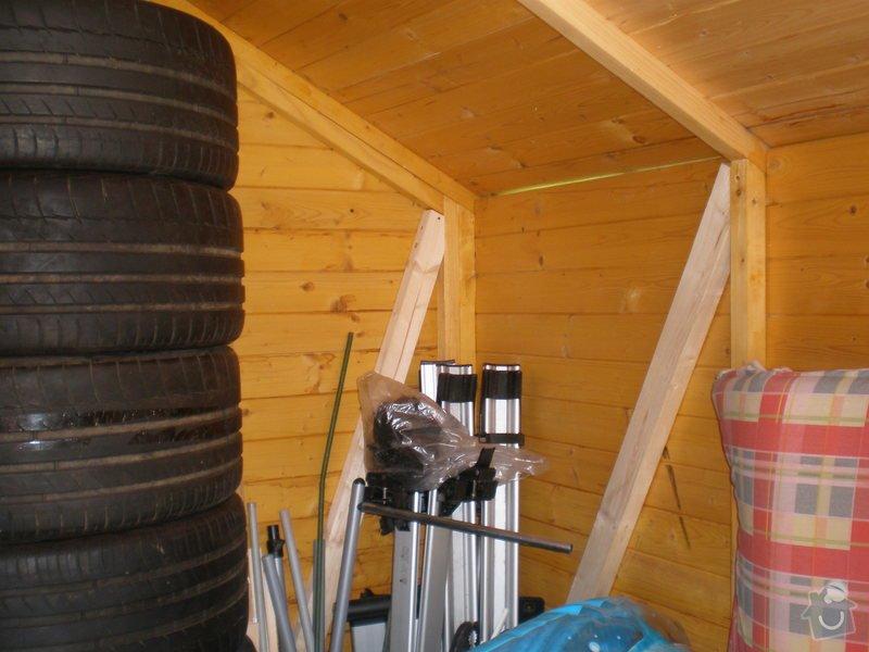 Opravit rozjíždějící se domek: P8120004