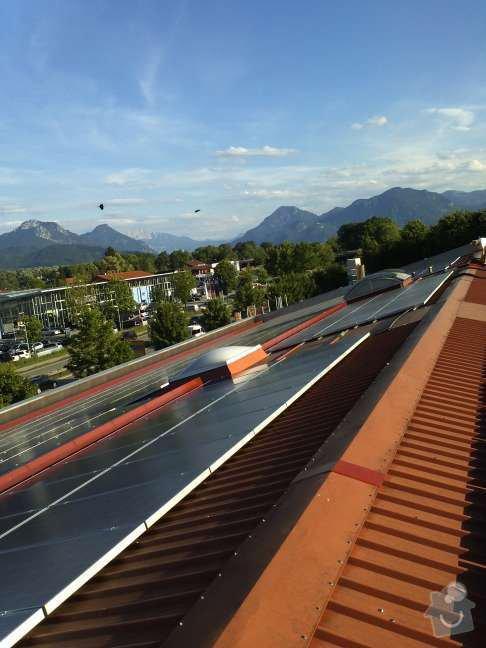 Montáž fotovoltaciké elektrárny v Raublingu: IMG084