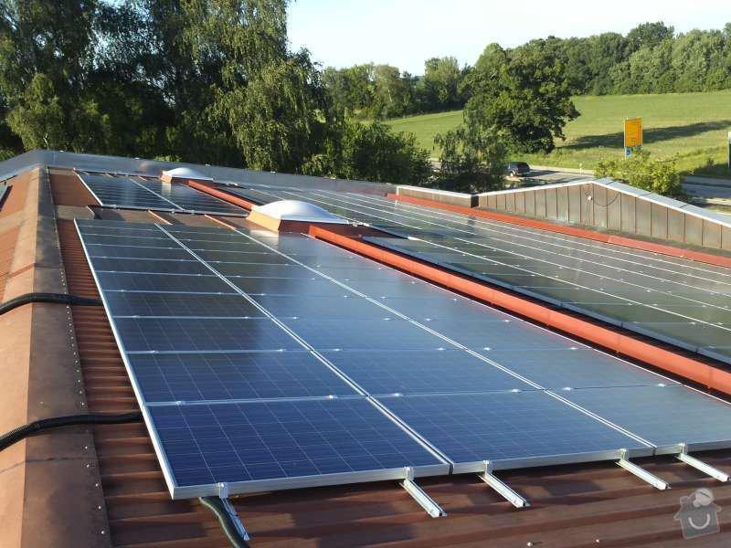 Montáž fotovoltaciké elektrárny v Raublingu: IMG088