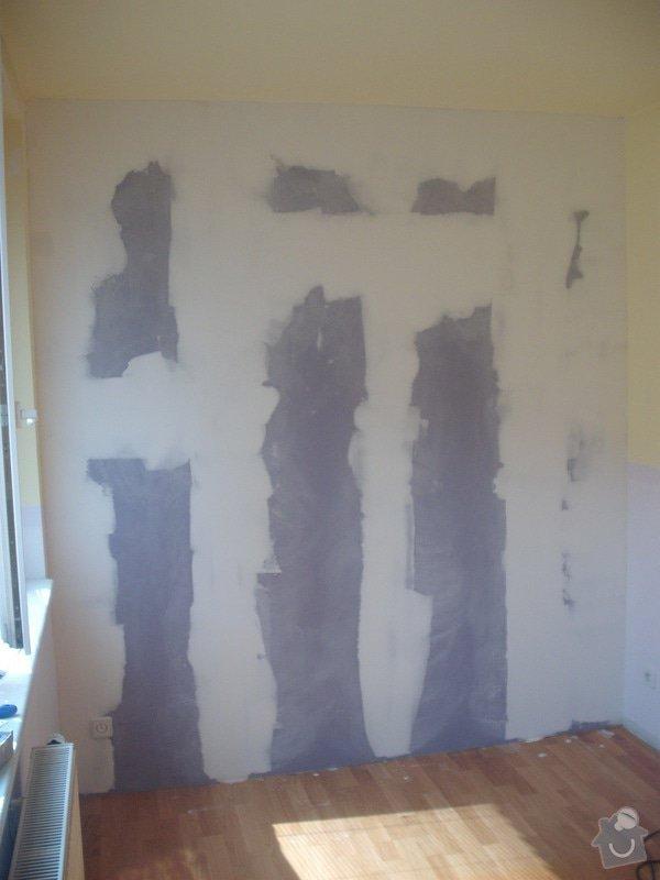 Odhlucneni pokoje, odstraneni sadrokartonove konstrukce: nove_zakazky_037