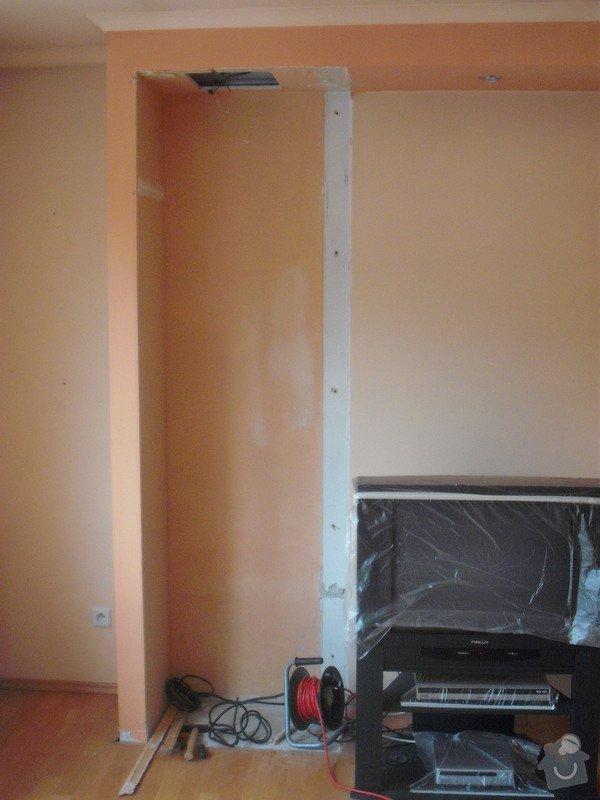 Odhlucneni pokoje, odstraneni sadrokartonove konstrukce: nove_zakazky_035