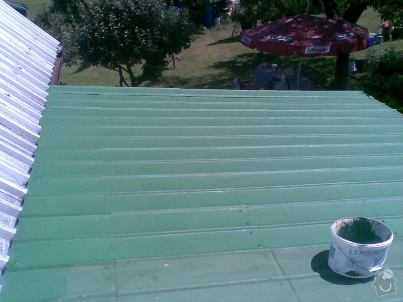 Obnova nátěru střechy: Strecha_1_