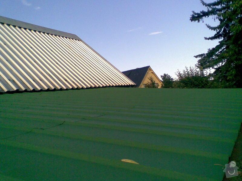 Obnova nátěru střechy: Strecha_3_