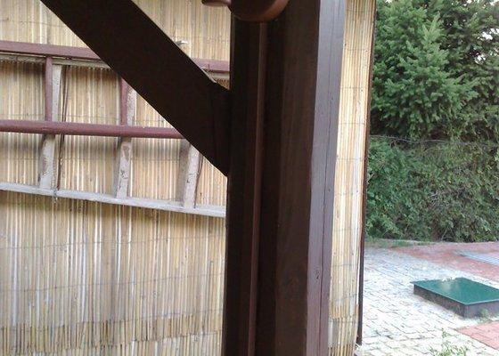 Montáž osvětlení a zas. do zahradního altánku