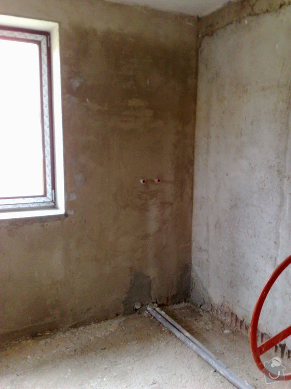 Změna vývodu odpadu v koupelně : 100820111023
