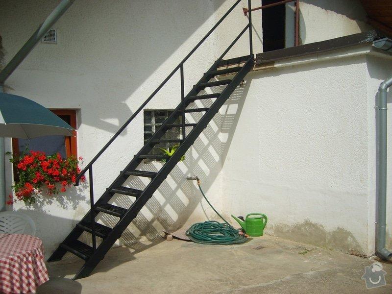 Jednoduché venkovní schodiště: S6005401_small_po