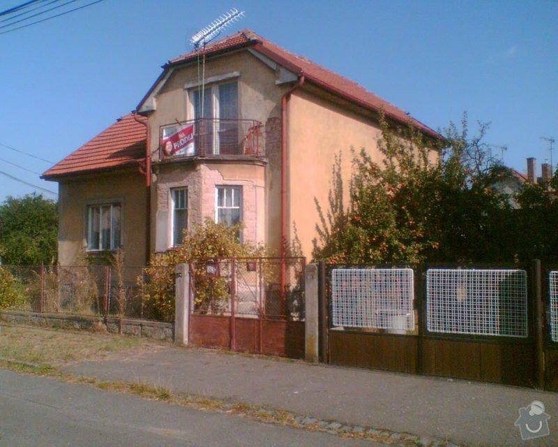 Zednické a instalatérské práce v rodinném domě: 101_002