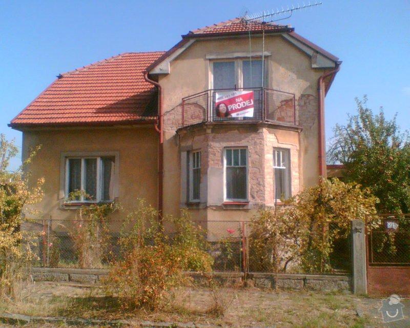 Zednické a instalatérské práce v rodinném domě: 101_001