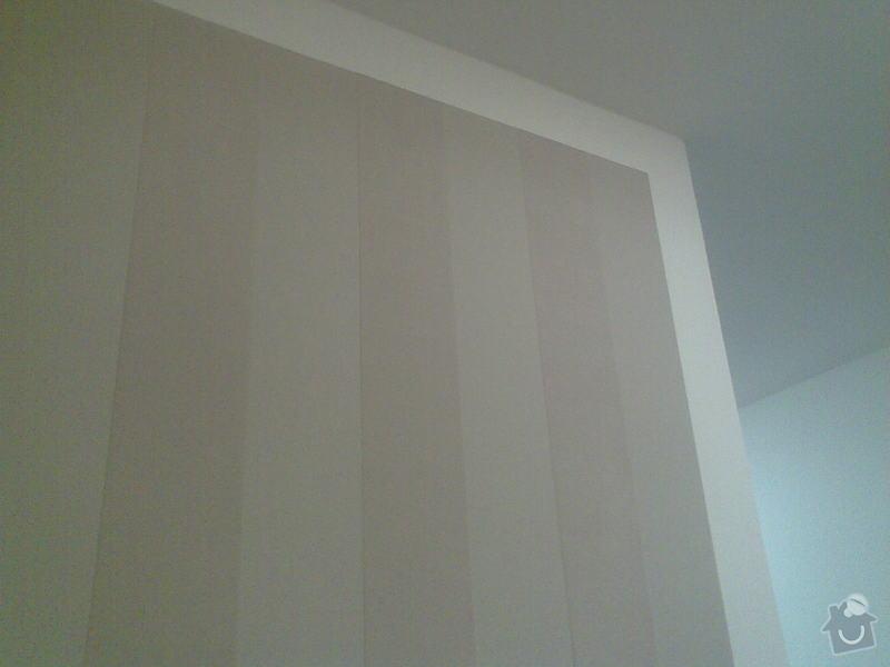 Oprava štuku + malba + tapety: Obraz017