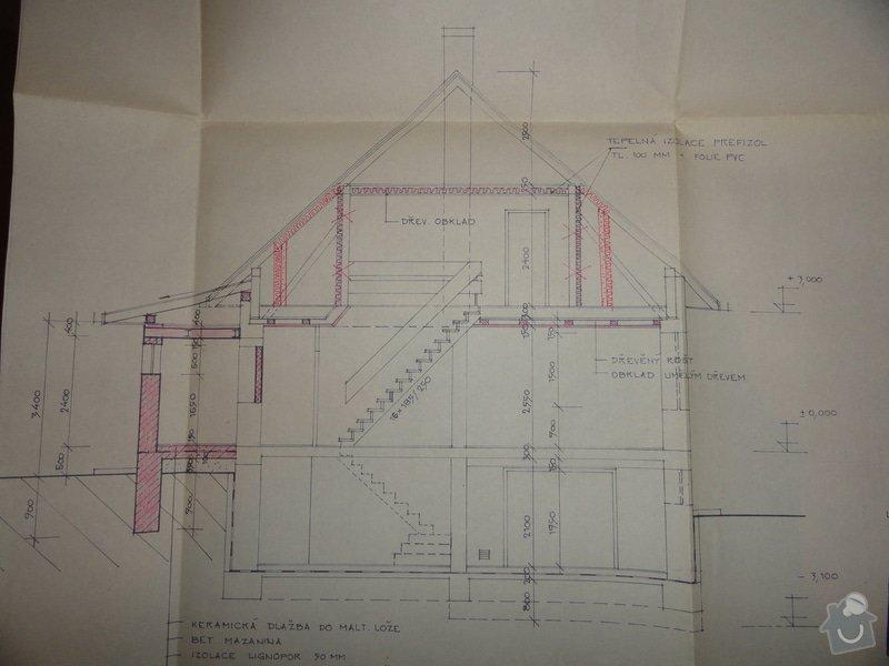 Rekonstrukce strechy: DSC00007