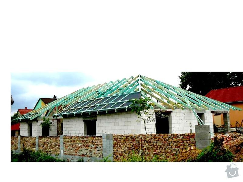 Střecha rodinného domu: krov_2