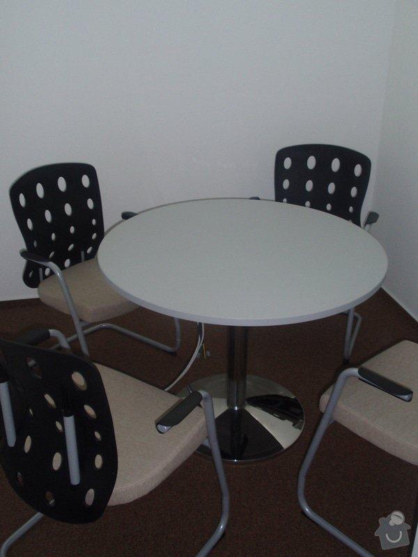 Výroba a montáž kancelářského nábytku + jednacích stolů: P5061551