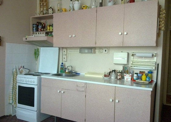 Rekonstrukce bytového jádra, výroba kuchyňské linky