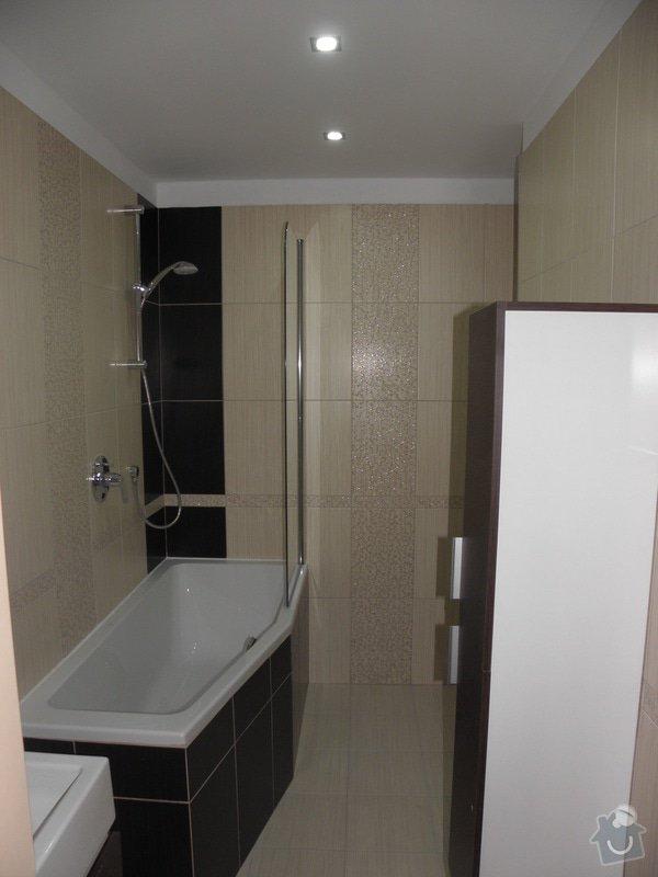 Rekonstrukce bytového jádra, výroba kuchyňské linky: P6287229