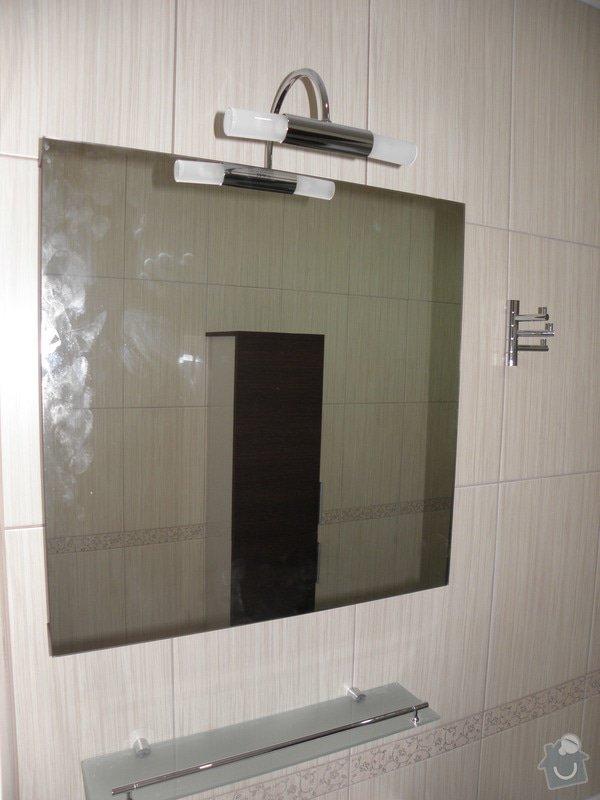 Rekonstrukce bytového jádra, výroba kuchyňské linky: P6287231