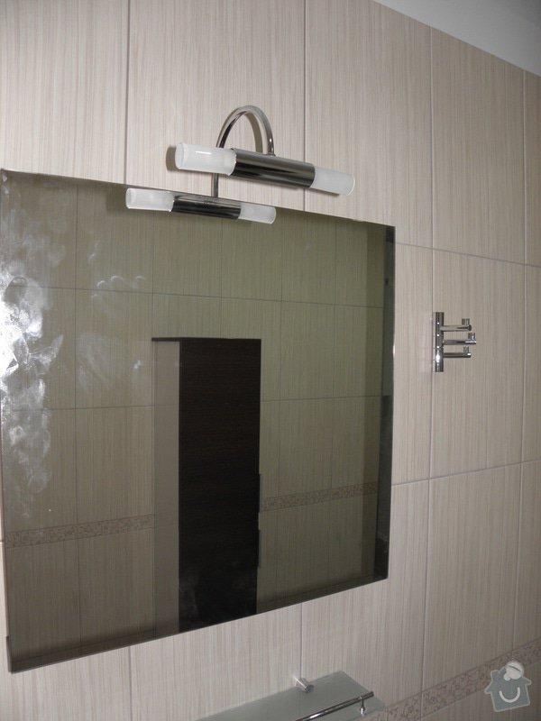 Rekonstrukce bytového jádra, výroba kuchyňské linky: P6287233