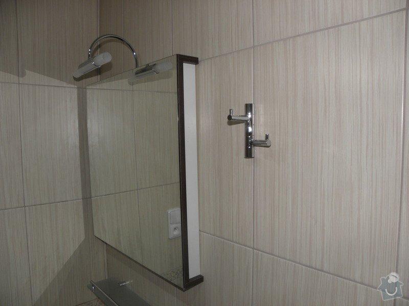 Rekonstrukce bytového jádra, výroba kuchyňské linky: P6287237