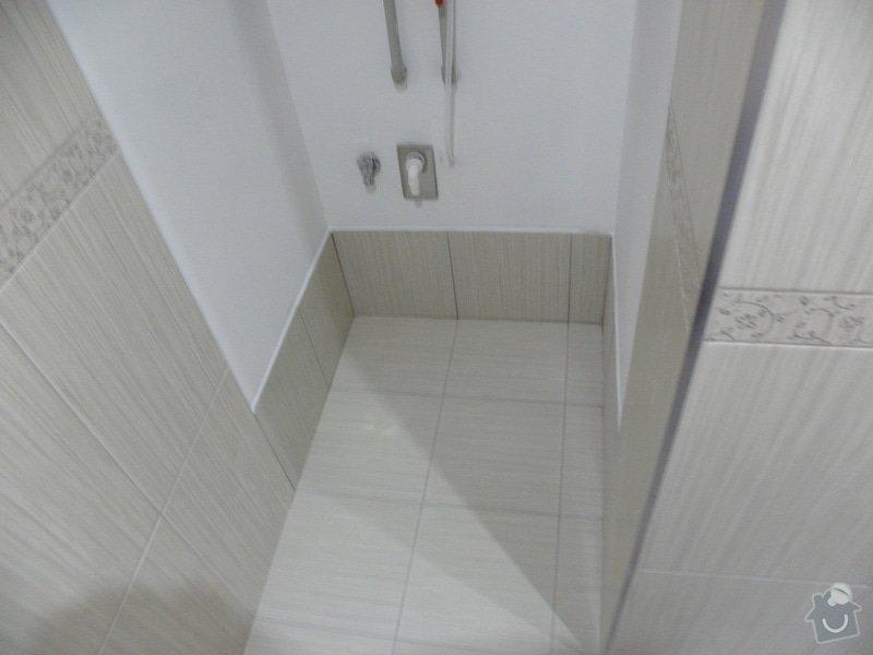 Rekonstrukce bytového jádra, výroba kuchyňské linky: P6287241