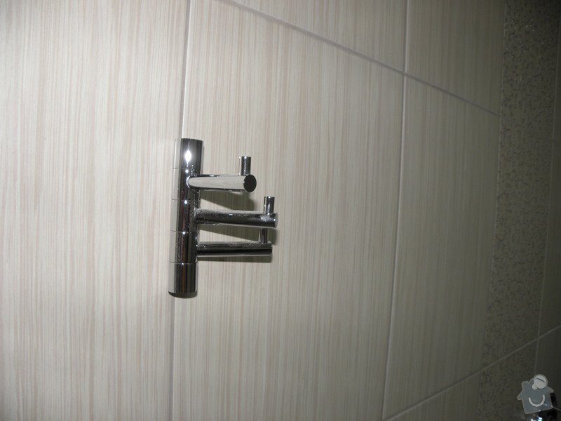 Rekonstrukce bytového jádra, výroba kuchyňské linky: P6287246