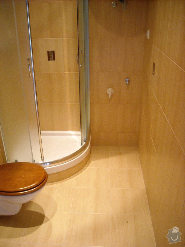Rekonstrukce koupelny,pokládka plovoucí podlahy: photos_14_