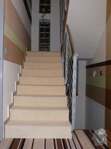 Pokládka koberce na schody: P1130364