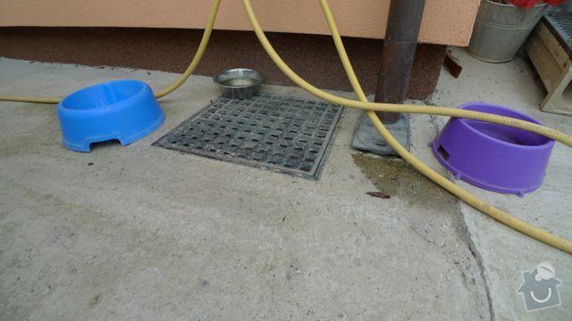 Renovace a pokládka dlažby na dvůr a okolní plochy RD: P1020453