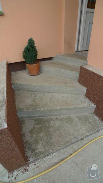 Renovace a pokládka dlažby na dvůr a okolní plochy RD: P1020455