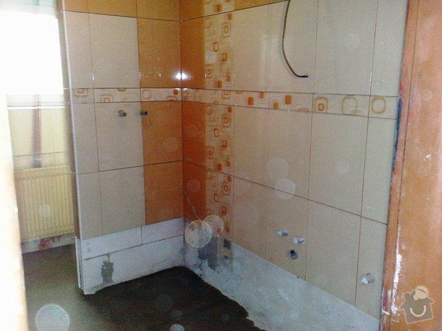 Rekonstrukce koupelny,kuchyně v RD: 130420111178
