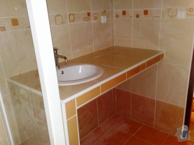 Rekonstrukce koupelny,kuchyně v RD: 280420111208