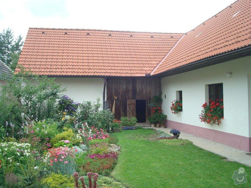 Oprava strechy a okapu: DSC04882