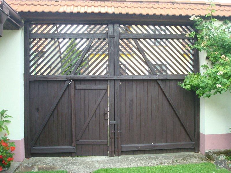 Truhlar- vrata nova + oprava+ nater: DSC04885