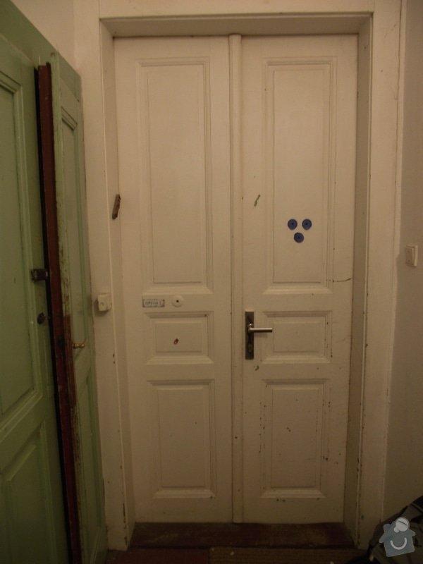 Výroba a instalace 3 dvoukřídlých dveří (replika): vnitrni_bile