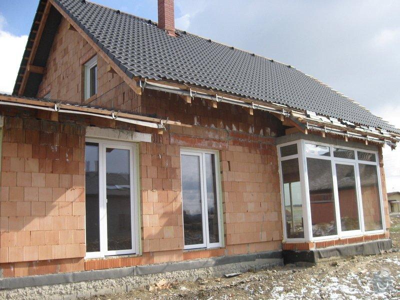 Hrubá stavba rodinného domu: fotky_mix_153