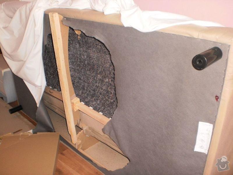 Oprava propadlé kostry gauče: P8240087_1