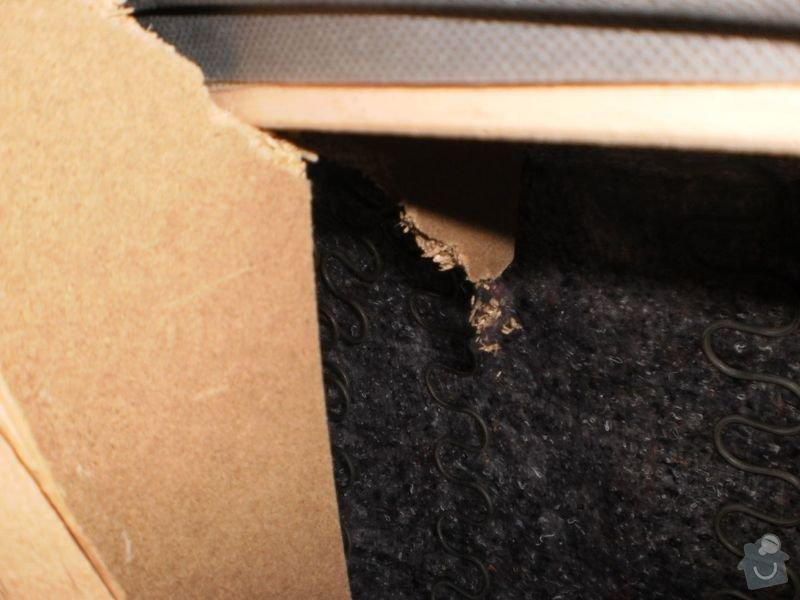 Oprava propadlé kostry gauče: P8240089_1