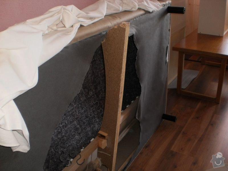 Oprava propadlé kostry gauče: P8240090_1