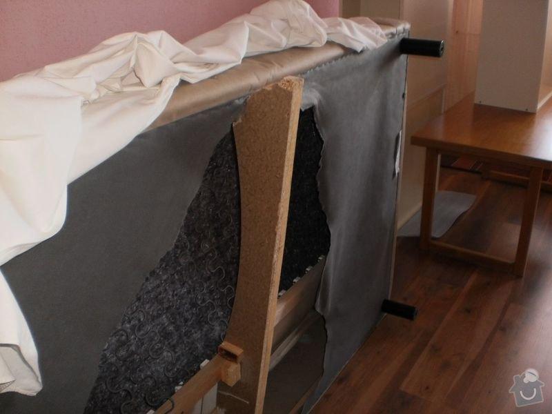 Oprava propadlé kostry gauče: P8240092_1