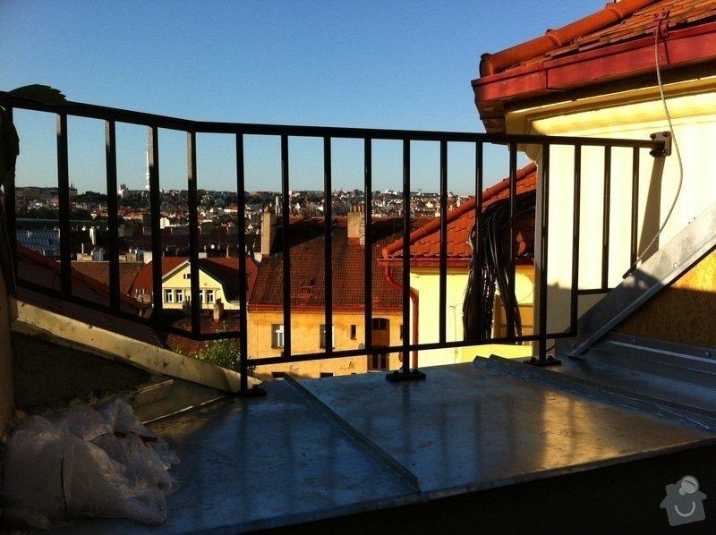 Výroba kovového zábradlí, cca 250cm: IMG_0988