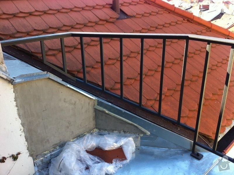 Výroba kovového zábradlí, cca 250cm: IMG_0980