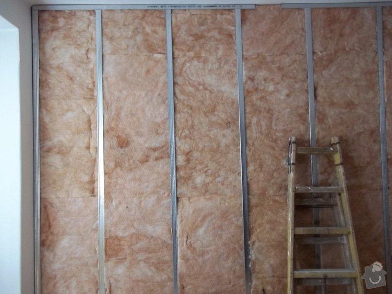 Odhlučnění stěny: 104_0541