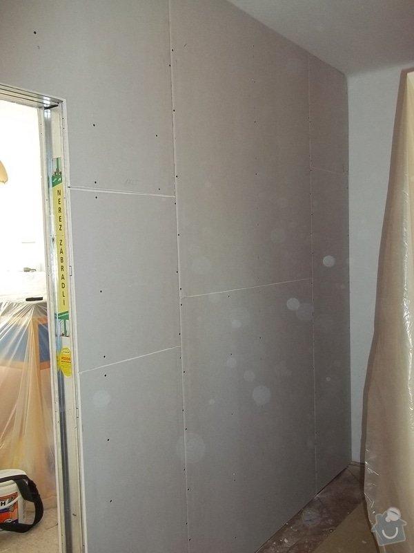 Příčka se zašupovacími dveřmi: 104_0459