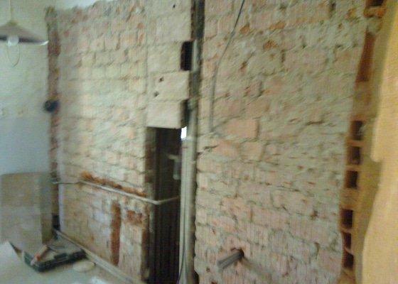 Celková rekonstrukce bytu