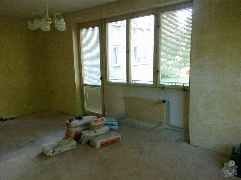 Celková rekonstrukce bytu: 18052011806