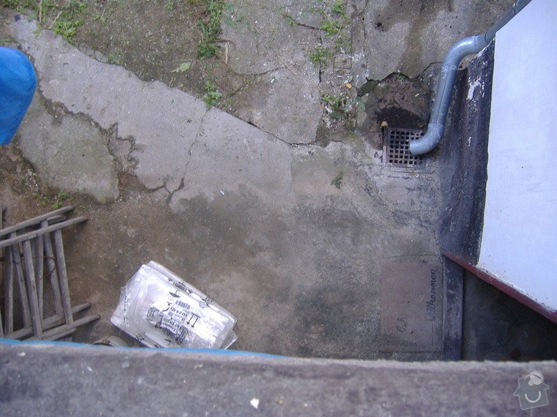 Stavební a drobná betonářská práce: DSCF1651