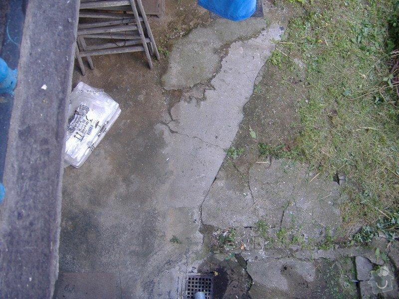 Stavební a drobná betonářská práce: DSCF1652